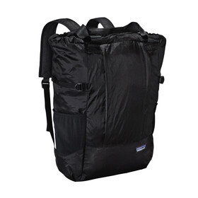 Patagonia Lightweight Travel Zaino nero